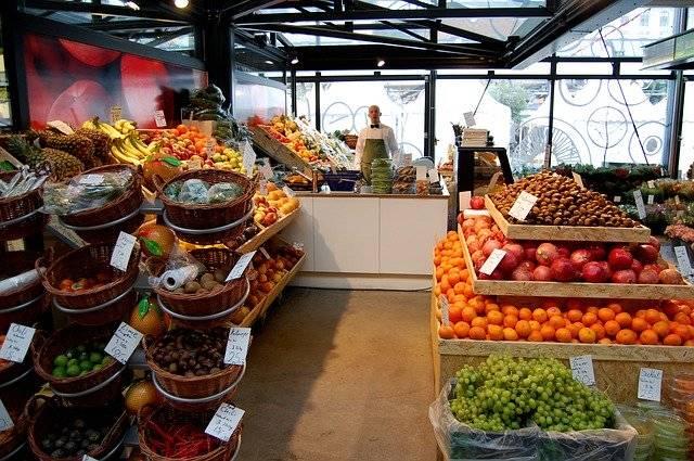 Fruits Shop Market - Free photo on Pixabay (763095)