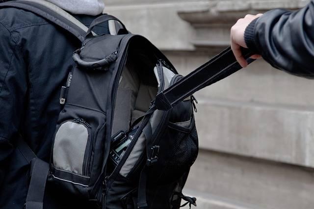 Camera Backpack Theft - Free photo on Pixabay (763222)
