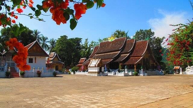 Wat Xieng Thong Buddhist Temple - Free photo on Pixabay (763231)