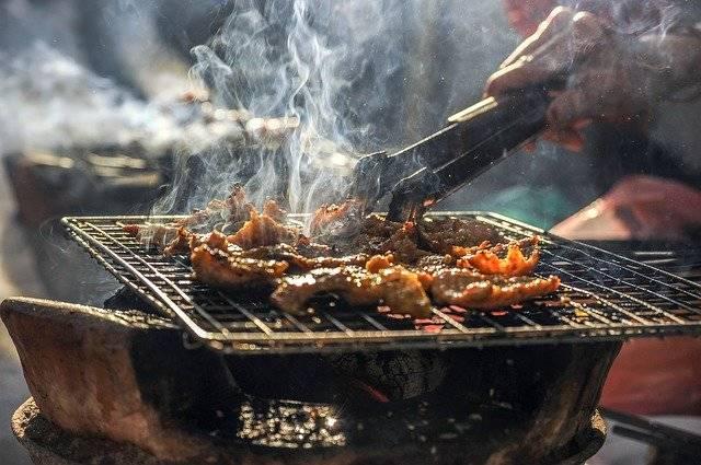 Smoke Bbq Barbecue - Free photo on Pixabay (763362)
