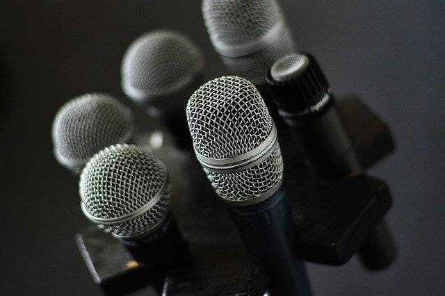 Microphone Micro Stand - Free photo on Pixabay (763402)