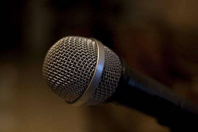 Karaoke Microphone Sound - Free photo on Pixabay (763403)
