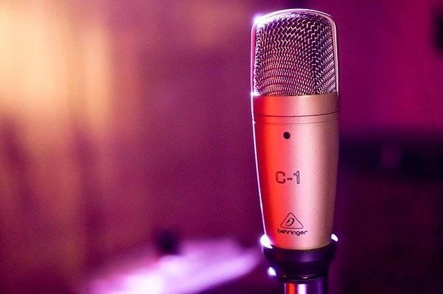Microphone Karaoke Music - Free photo on Pixabay (763405)