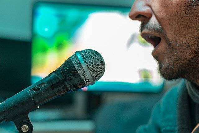 Microphone Singing Music - Free photo on Pixabay (763426)