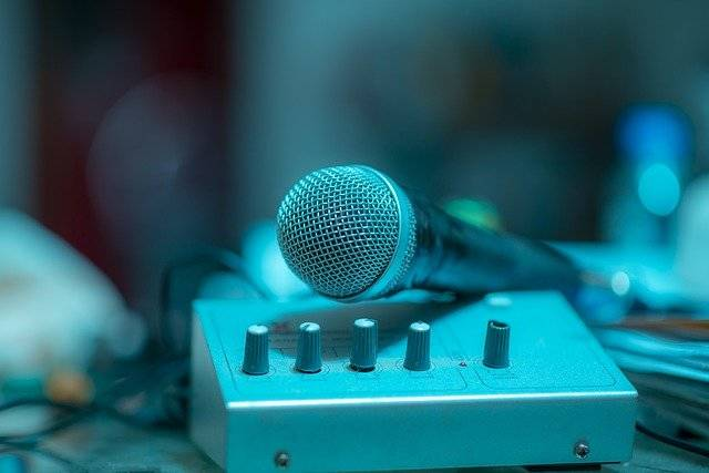 Microphone Singing Music - Free photo on Pixabay (763428)