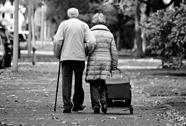 Man Woman Elderly Couple - Free photo on Pixabay (763438)