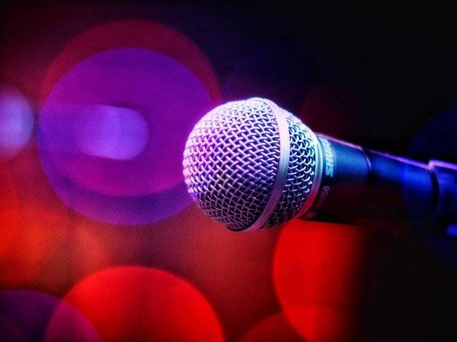 Sound Music Microphone - Free photo on Pixabay (763482)