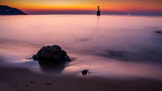 Sunset Water Dusk - Free photo on Pixabay (763528)