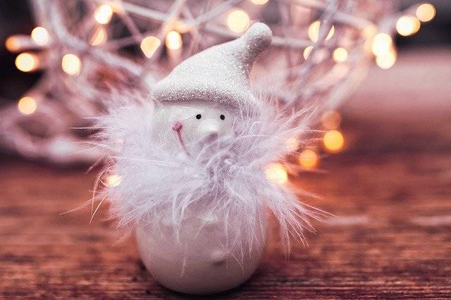 Snowman Christmas Decoration - Free photo on Pixabay (763533)