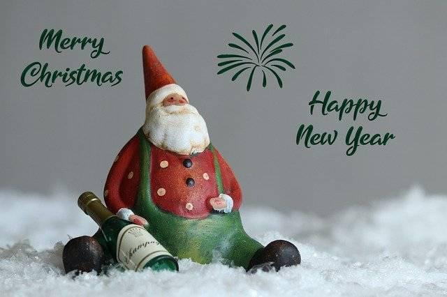 Christmas New Year Merry - Free photo on Pixabay (763534)