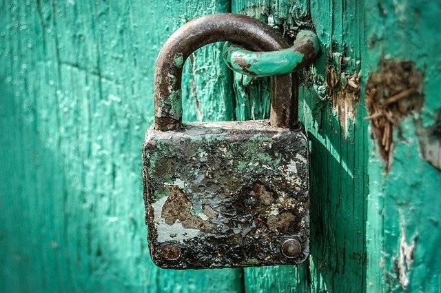 Padlock Locked Old - Free photo on Pixabay (763538)