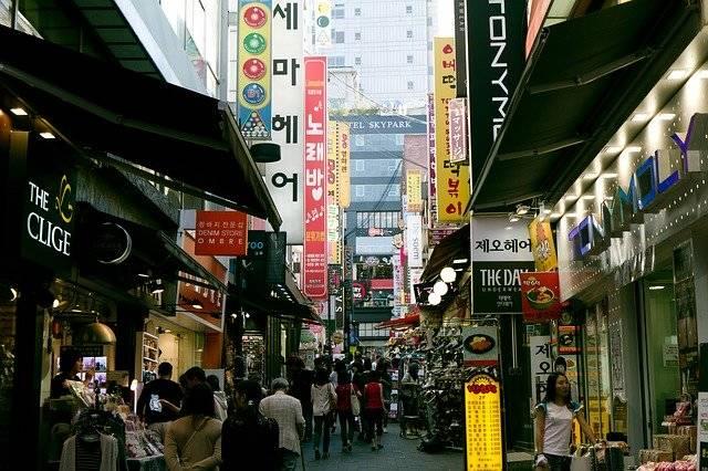 Namdaemun Market Myeongdong - Free photo on Pixabay (763909)