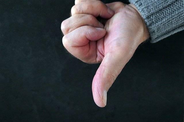Thumb Hand Human - Free photo on Pixabay (764143)