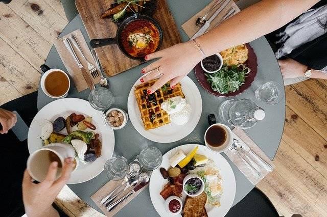 Breakfast Food Eating - Free photo on Pixabay (764150)