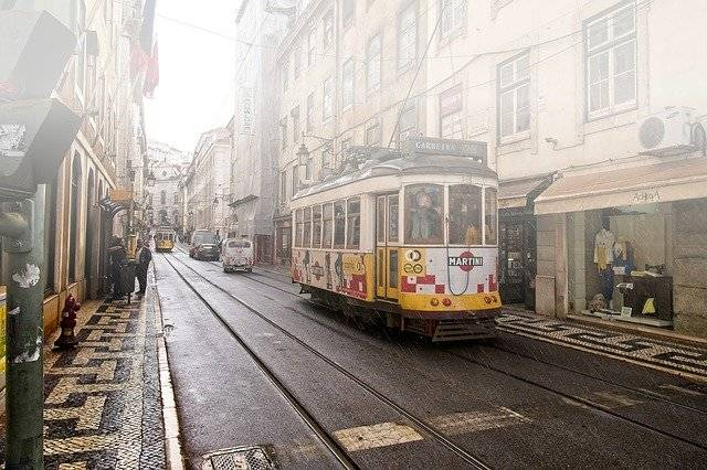 Lisbon Portugal Streetlife Public - Free photo on Pixabay (764152)