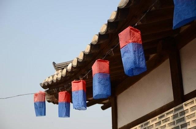 Gyeongbok Palace Namsan Hanok - Free photo on Pixabay (764342)