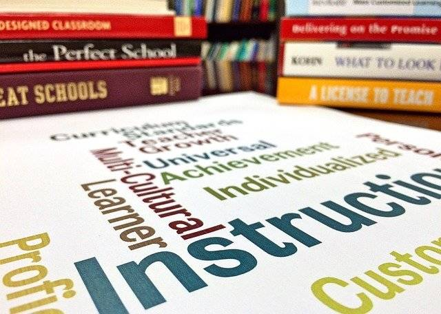 Education Instruction School - Free photo on Pixabay (764345)