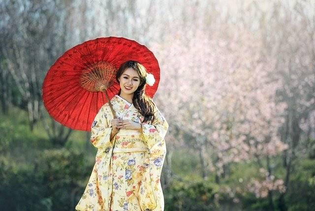 Beauty Geisha Asia - Free photo on Pixabay (764348)