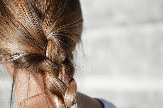 Blur Braided Hair Brunette - Free photo on Pixabay (764354)