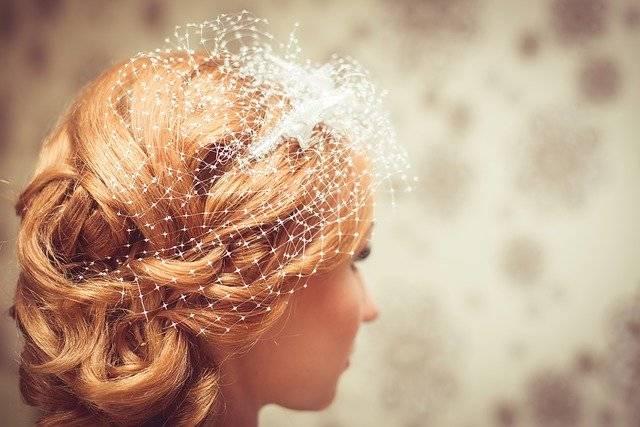 Bride Hairstyle Wedding - Free photo on Pixabay (764356)
