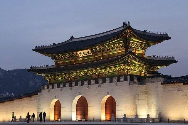 Korea Sejongno Gwanghwamun - Free photo on Pixabay (764363)