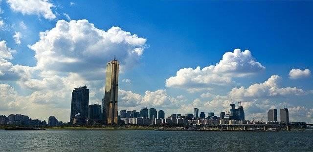 Scenery Han River Seoul - Free photo on Pixabay (764608)