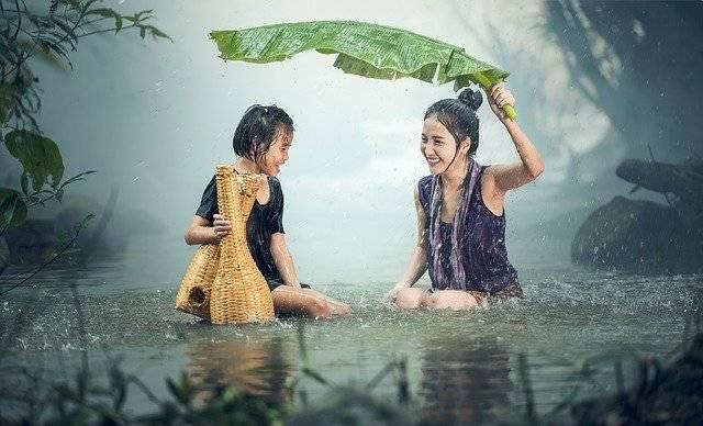 Woman Young Rain - Free photo on Pixabay (764961)