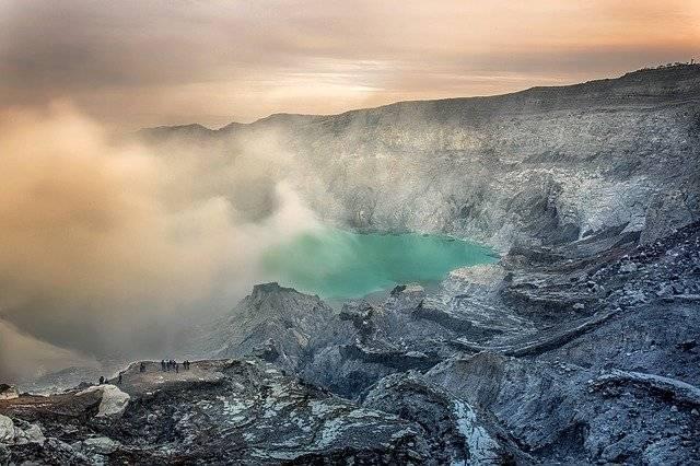 Volcano Geography Views - Free photo on Pixabay (764993)
