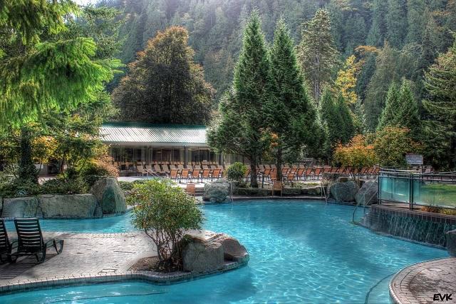 Pool Harrison Hotsprings - Free photo on Pixabay (764997)