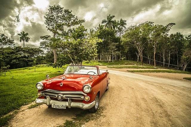 Cuba Oldtimer Old Car - Free photo on Pixabay (765185)