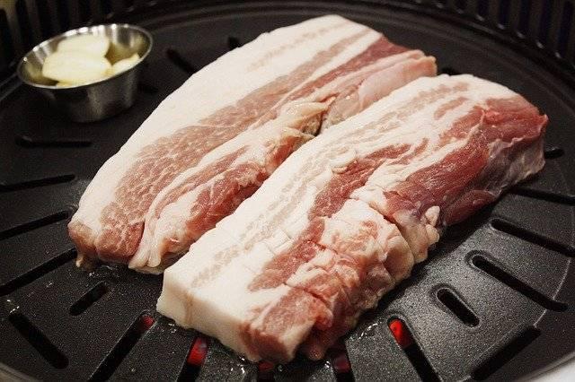Meat Pork Grilled Light - Free photo on Pixabay (765355)