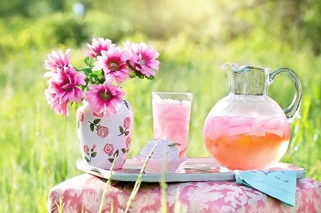 Pink Lemonade Summer Outdoors - Free photo on Pixabay (765758)