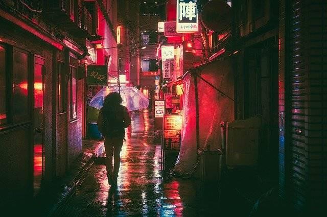 Japan Osaka Night - Free photo on Pixabay (765806)