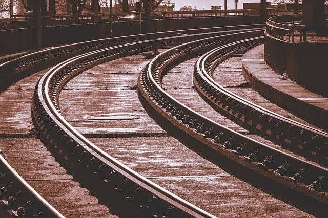Rails Gleise Tram - Free photo on Pixabay (766211)