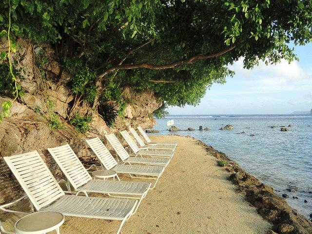 Guam Beach Sea - Free photo on Pixabay (766240)