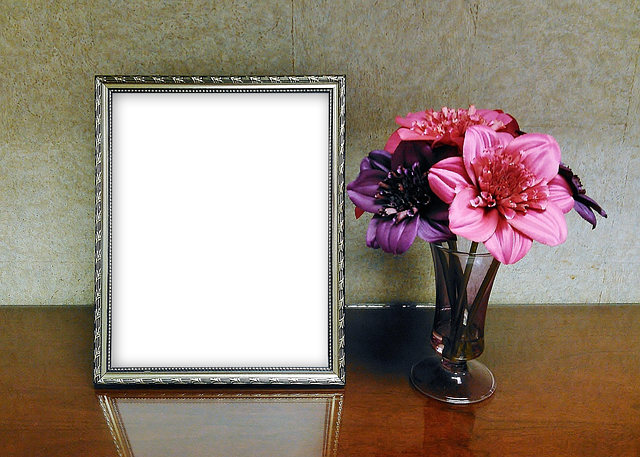 Picture Frame Mockup Design - Free vector graphic on Pixabay (766576)