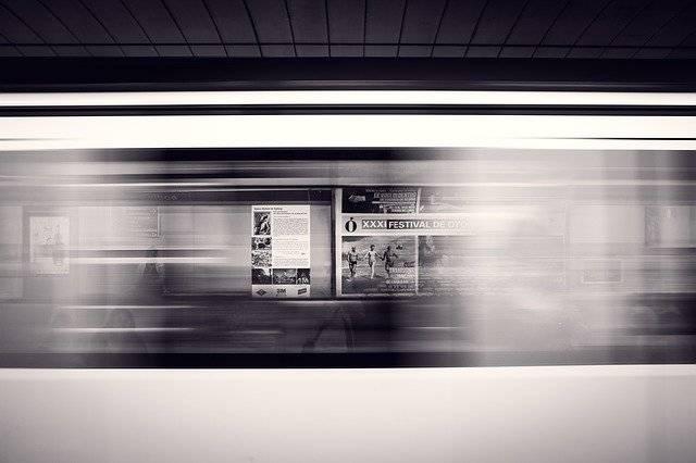 Departure Platform Subway Station - Free photo on Pixabay (767272)