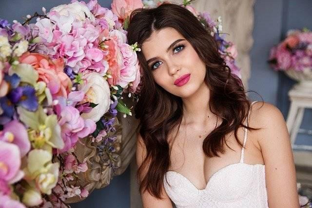 Girl Fashion Makeup - Free photo on Pixabay (767379)