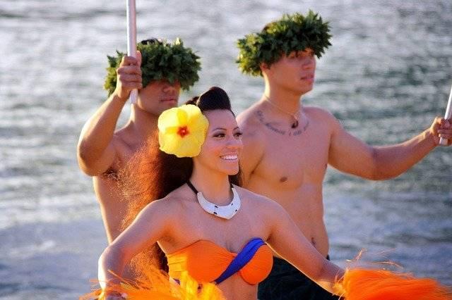 Hawaii Hula Hawaiian - Free photo on Pixabay (767397)