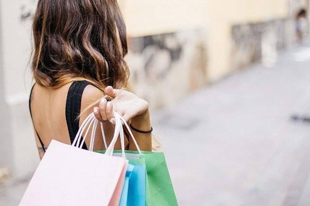 Woman Shopping Lifestyle - Free photo on Pixabay (767400)