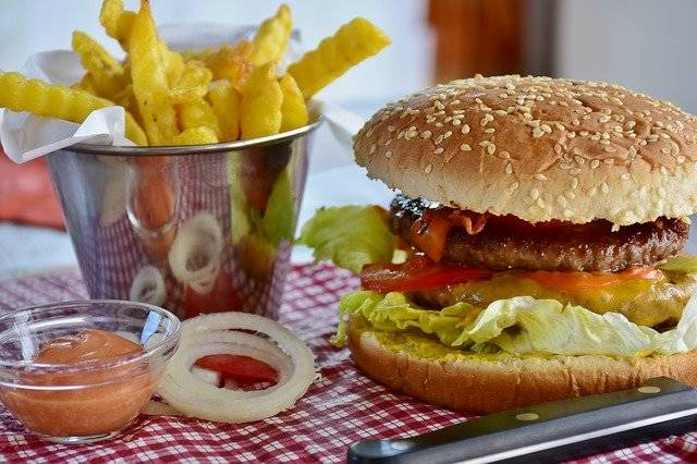Burger Hamburger Bbq - Free photo on Pixabay (767473)