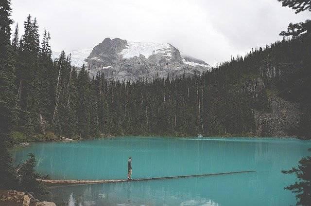 Alpine Lake Turquoise - Free photo on Pixabay (767777)