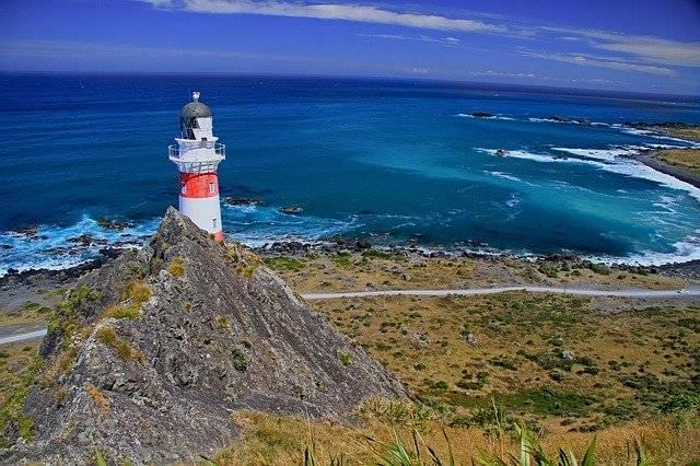 Lighthouse Navigation Beacon - Free photo on Pixabay (767804)