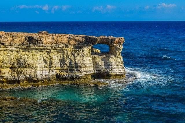 Cyprus Cavo Greko Sea Caves - Free photo on Pixabay (767806)