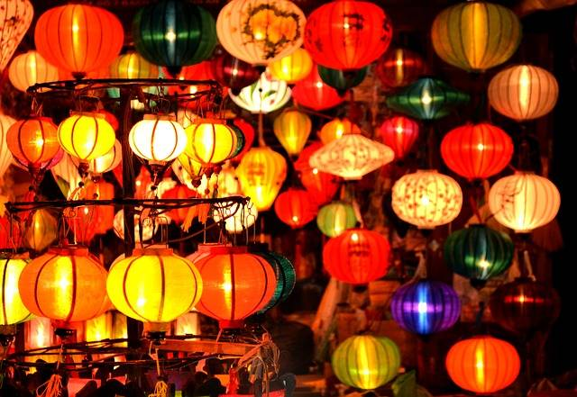 Vietnam Lanterns Hoi An Night - Free photo on Pixabay (767824)