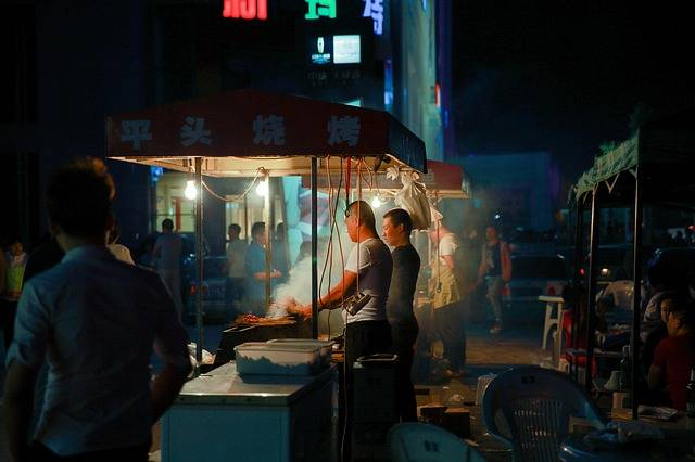 The Night Market Barbecue - Free photo on Pixabay (767827)