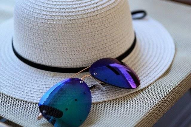 Sunglasses Hat Coneflower Sun - Free photo on Pixabay (767917)