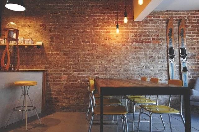 Brick Wall Chairs Furniture - Free photo on Pixabay (768152)