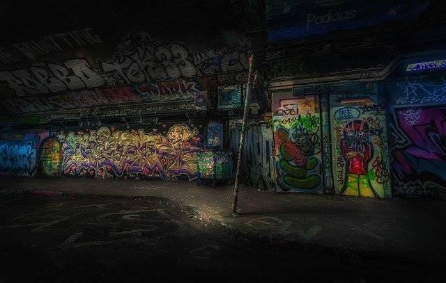 Graffiti Wall - Free photo on Pixabay (768235)