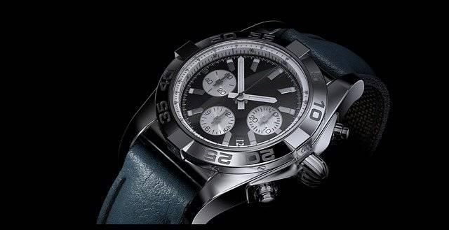 Time Clock Wrist Watch - Free photo on Pixabay (768243)